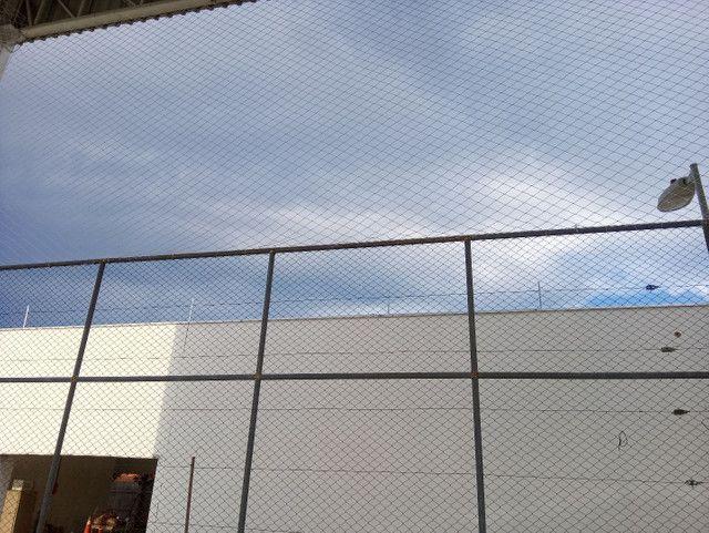 Quadras esportivas sacadas janelas - Foto 2