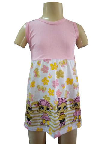 Kit 60 lindos vestidinho infantil - Foto 4