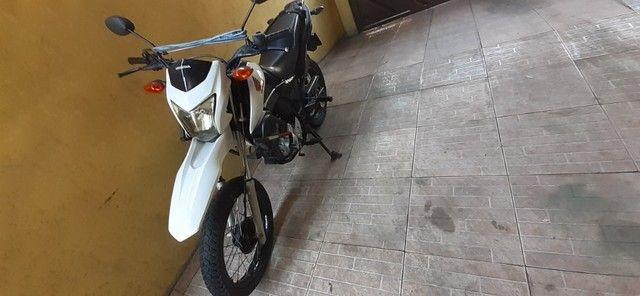 Vendo moto bros 2017