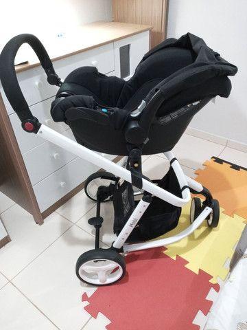 Carrinho de Bebê Mobi Black & White - Safety 1st<br> - Foto 4
