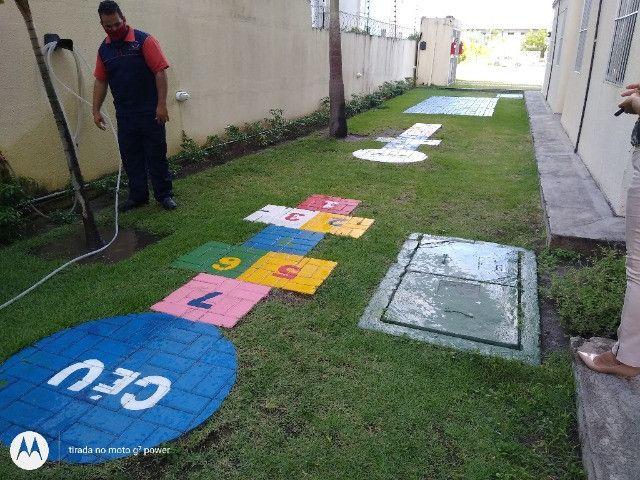 Ótimo Apto com Varanda em Olinda - Condomínio Sensacional - Foto 17