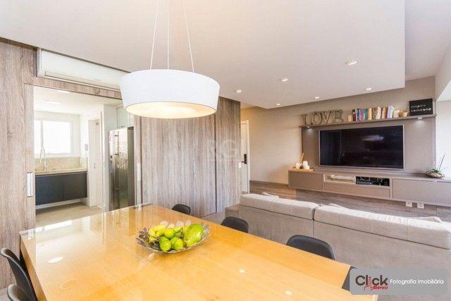 Apartamento à venda com 3 dormitórios em Jardim europa, Porto alegre cod:KO14104 - Foto 8
