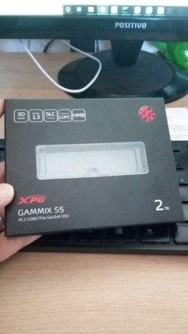 SSD NvME Gammix S5 2tb (Usado) - Foto 4