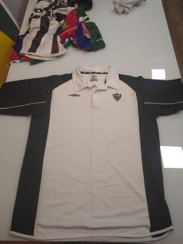 Camisa Atlético MG Umbro Comissão Técnica