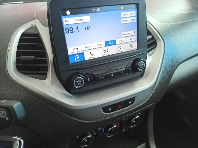 Ford Ka SE Plus 1.0 (Três cilindro) - 2021 - Foto 8
