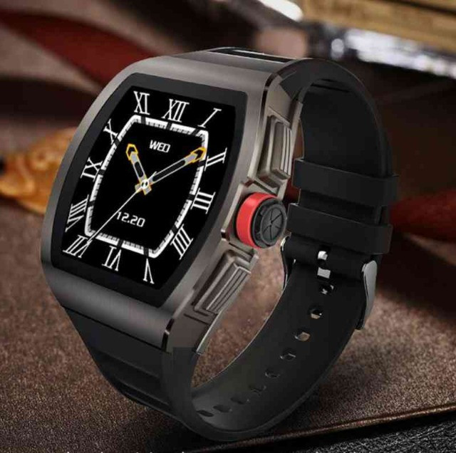 Relógio inteligente M1 Magnum Watch a prova d'água ( android e IOS) - Foto 3