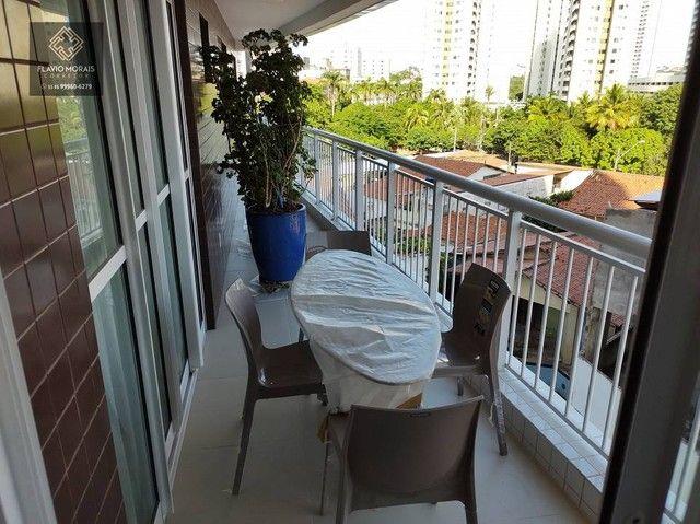 Apartamento  119 metros com 3 quartos em Papicu - Fortaleza - CE - Foto 9