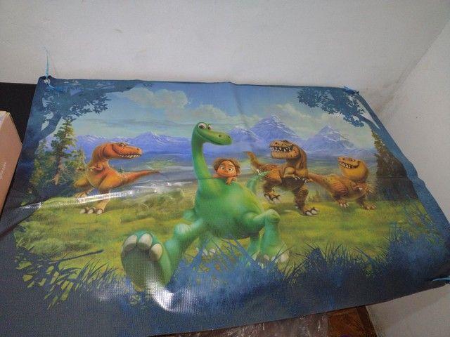 Kit de aniversário ( Bom dinossauro) - Foto 2