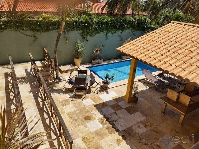 Casa de condomínio à venda com 5 dormitórios em Porto das dunas, Aquiraz cod:RL1014 - Foto 4