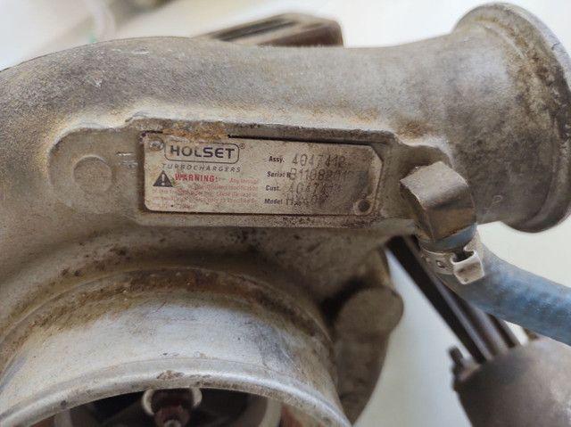 Turbina motor isc 320 vw/ford