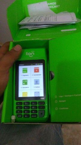 Máquina de Cartão de crédito R$12,00 Goiânia  - Foto 6