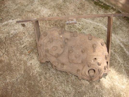 Caixa de tração dodge wc51 1942
