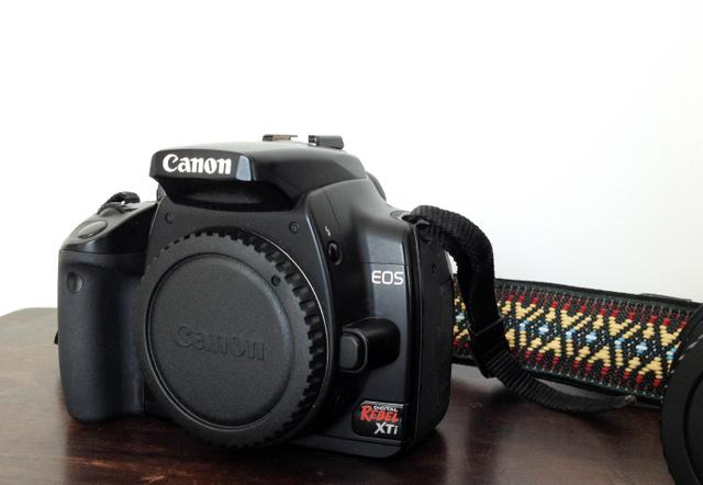 canon rebel xti 400d manual
