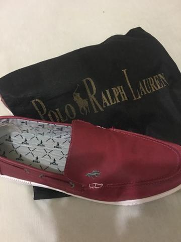 e9a530c9ea Vendo belo Tenis Polo Ralph Lauren original número 41 42 de R  329 ...