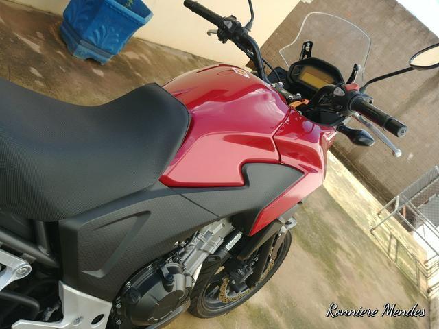 Honda CB 500X a mais conservada de todo o OLX