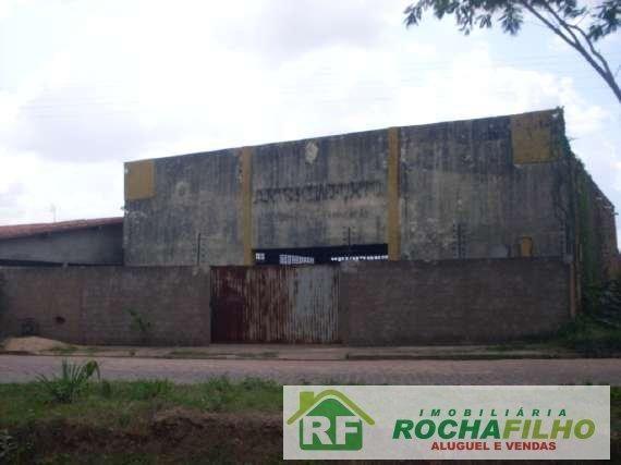 Galpão/Pavilhão, Santa Isabel, Teresina-PI