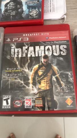 Troco jogos do PS3