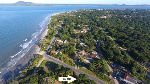 Terreno no Balneário Rosa dos Ventos, 180m do mar!