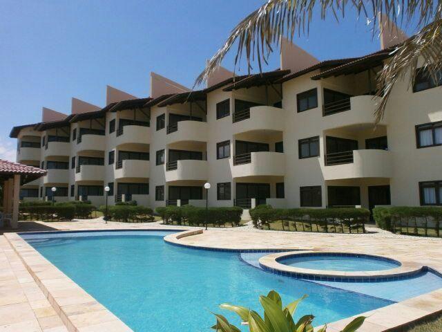 Flat residencial à venda, Taíba, São Gonçalo do Amarante.