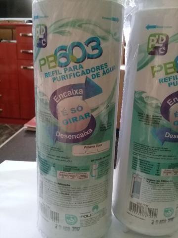 2 Refis Filtro Purificador De Água Ibbl Fr600 - Atlantis Pb603