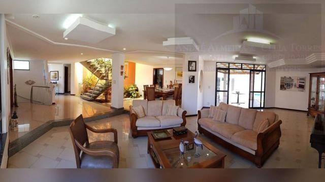 Casa em condomínio para venda em salvador, itaigara, 5 dormitórios, 3 suítes, 5 banheiros, - Foto 8