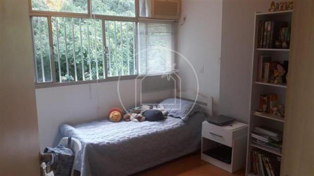 Apartamento à venda com 3 dormitórios em Humaitá, Rio de janeiro cod:854005 - Foto 16