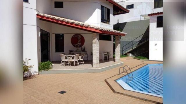Casa em condomínio para venda em salvador, itaigara, 5 dormitórios, 3 suítes, 5 banheiros, - Foto 4
