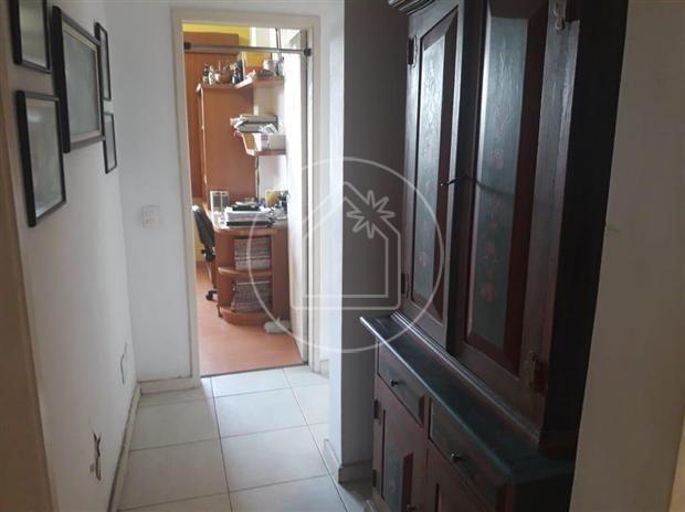 Apartamento à venda com 3 dormitórios em Humaitá, Rio de janeiro cod:854005 - Foto 12