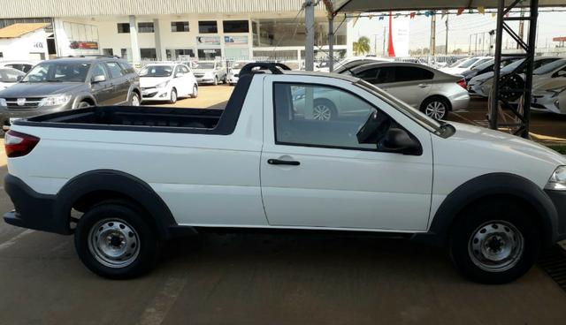 Fiat/ strada hard 1.4 cs flex - Foto 2