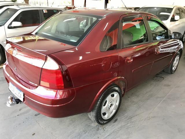 Corsa Sedan Premium 1.4 Flex Completo 2010 - Foto 4