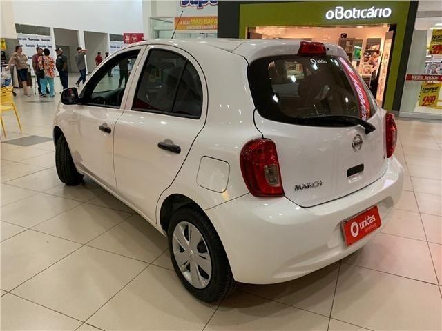 Nissan March 2018 1.0 Completo Km lindaa, 32 mil km, :) Transferencia Gratis - Foto 4