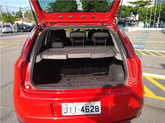 Fiat Punto 1.4 attractive 8v flex 4p manual - Foto 7