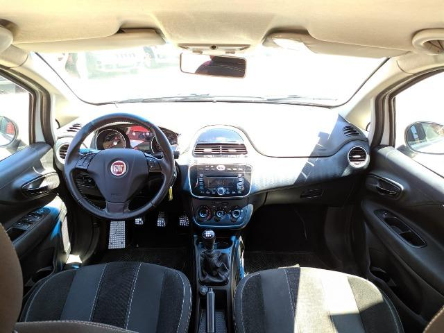 Punto Sporting 1.8 16v Flex Manual 2014 - Foto 7