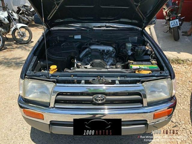 Hilux SW4 1998 7 lugares 3.0 diesel uma verdadeira RARIDADE!!! - Foto 3