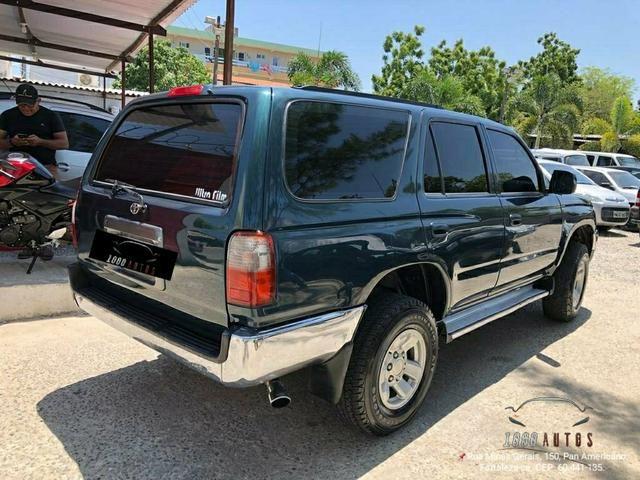 Hilux SW4 1998 7 lugares 3.0 diesel uma verdadeira RARIDADE!!! - Foto 13