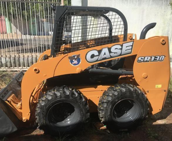 Bobcat único dono Case NF de origem - Foto 3