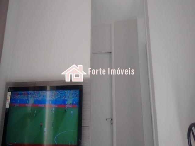 IF774 Apartamento Padrão No Condomínio Rossi Ideal - Campo Grande RJ - Foto 8