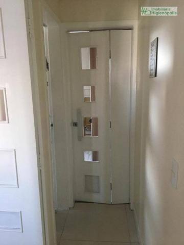 Apartamento com 3 dormitórios à venda, 60 m² por r$ 330.000 - parque bandeirante - santo a - Foto 11
