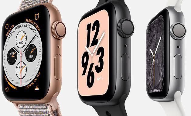Apple Watch série 4 - Foto 3