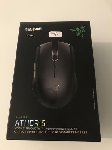Mouse Razer Atheris - Sem Fio 7200 dpi