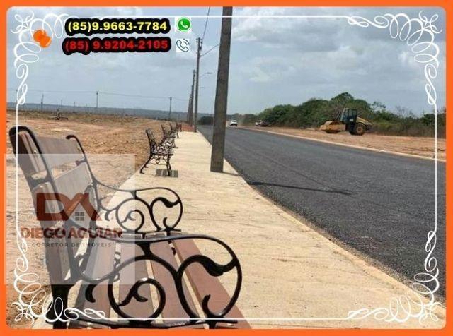 R$ 197,00 Lotes a 10 min de Messejana as Margens da BR 116 construção imediata - Foto 6