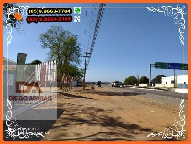 R$ 197,00 Lotes a 10 min de Messejana as Margens da BR 116 construção imediata - Foto 4