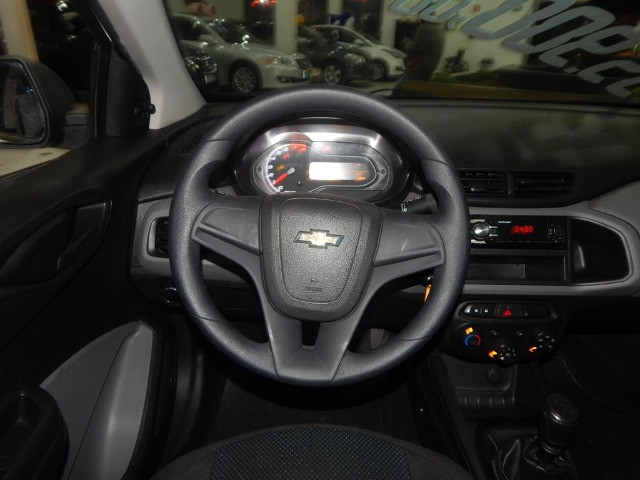 Chevrolet Onix 1.0 Mpfi Joy 8v Flex 4p Completo Impecável - Foto 8