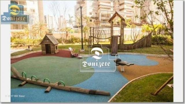 Apartamento à venda, 126 m² por R$ 997.000,00 - Jardim Bela Vista - Santo André/SP - Foto 20