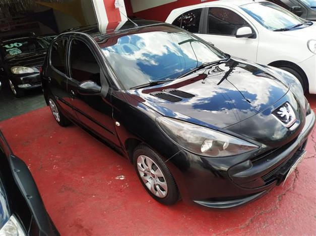 Peugeot 207  Hatch XR S 1.4 8V (flex) FLEX MANUAL