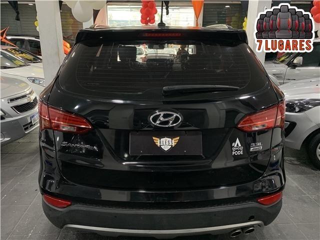 Hyundai Santa fe 3.3 mpfi 4x4 7 lugares v6 270cv gasolina 4p automático - Foto 5