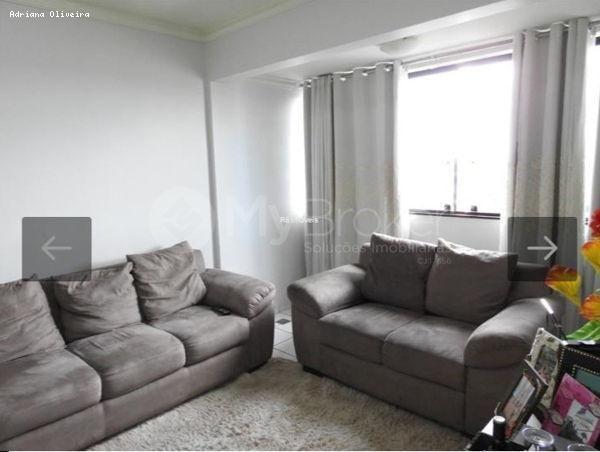 Apartamento para Venda em Goiânia, Setor dos Funcionários, 3 dormitórios, 1 suíte, 2 banhe