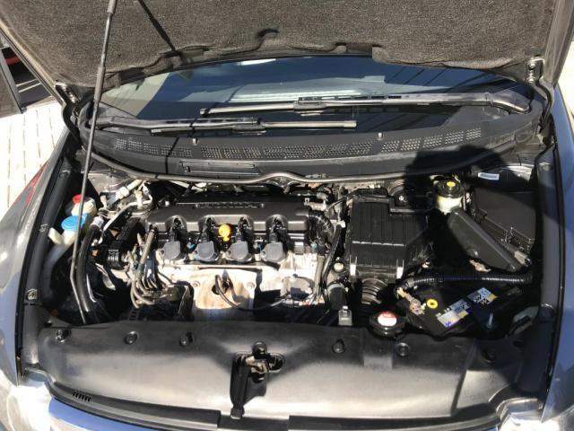 Civic Sedan LXS 1.8 1.8 Flex 16V Aut. 4p - Foto 4