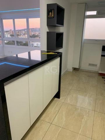Apartamento à venda com 3 dormitórios em São sebastião, Porto alegre cod:EL56356053 - Foto 4