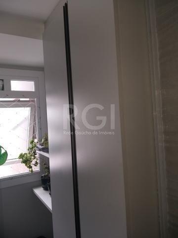 Apartamento à venda com 3 dormitórios em São sebastião, Porto alegre cod:EL56356485 - Foto 8